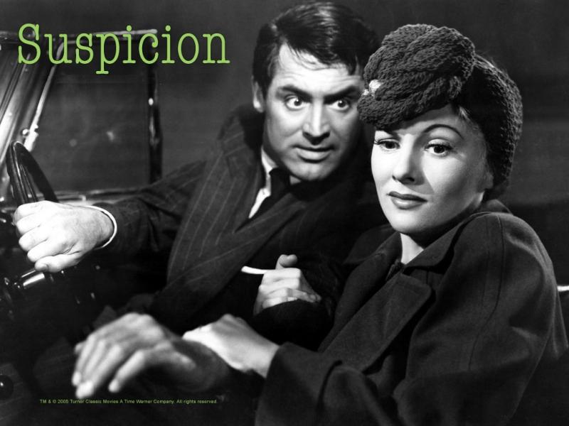 Ранее она...  В оригинальном фильме Хичкока снялись Кэри Грант и Джоан Фонтейн...